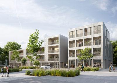 ZAC du Verger – Ilôt 2 – 23 logements